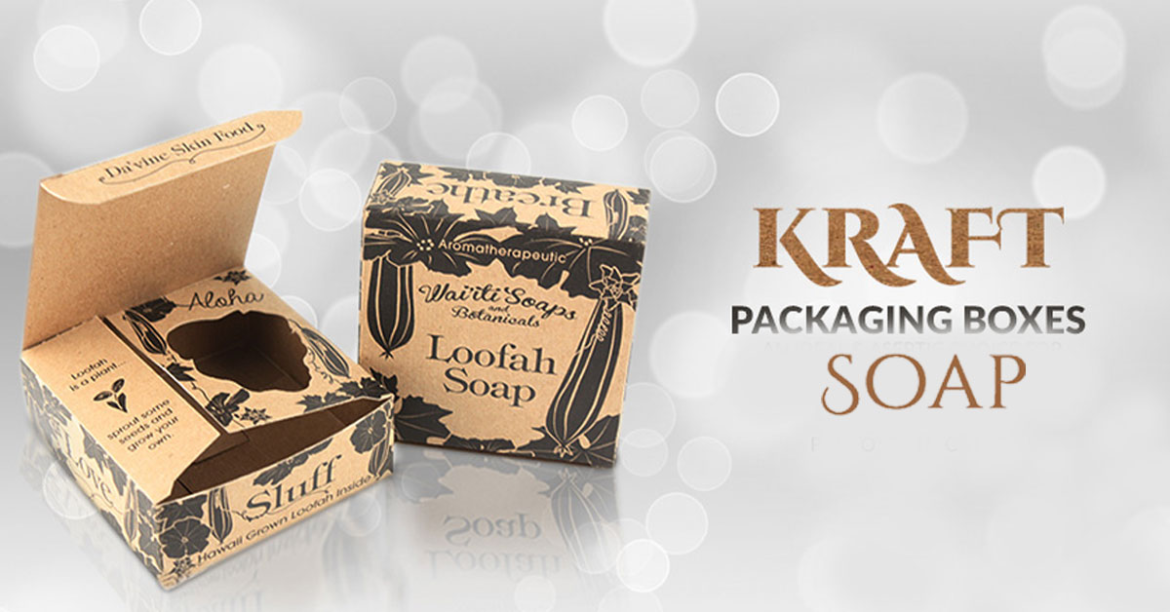 Effective and Attractive Soap Packaging – Design Ideas for Customized Boxes