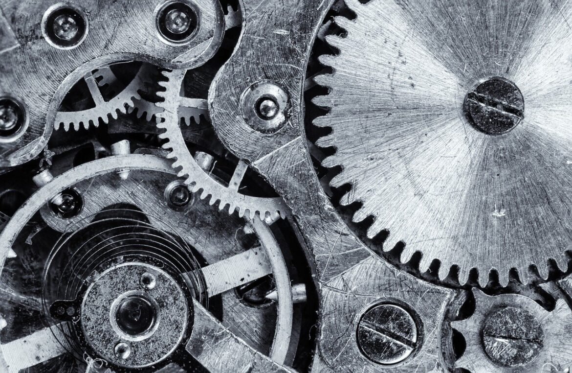 Why We Love Machine Gears (And You Should, Too!)